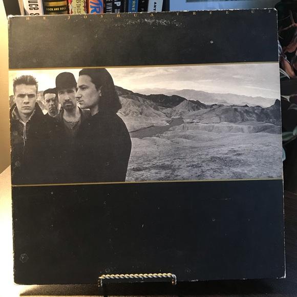 [U2] The Joshua Tree Vinyl Record
